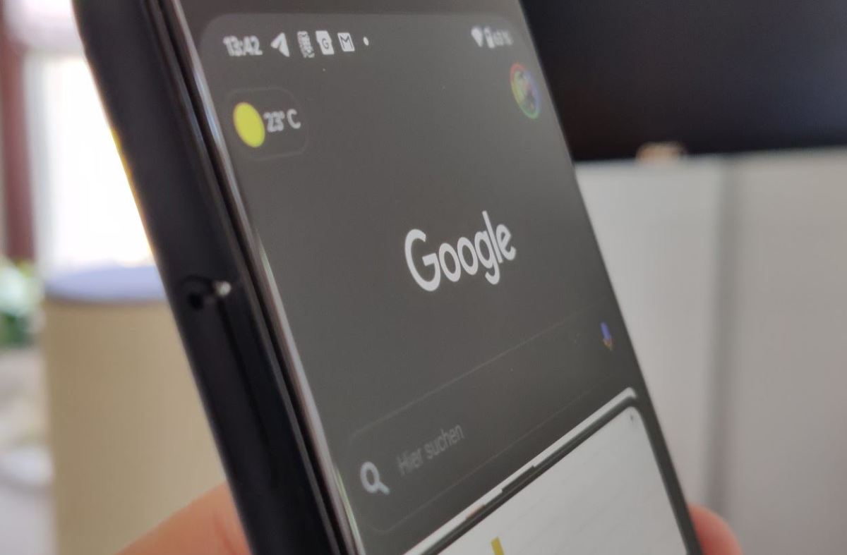 Google App Mobil Head