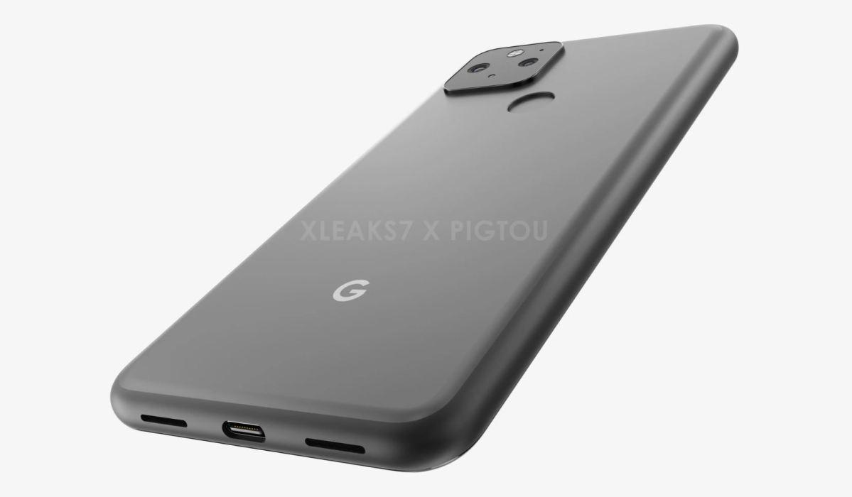 Google Pixel 5 Cad Leak 2
