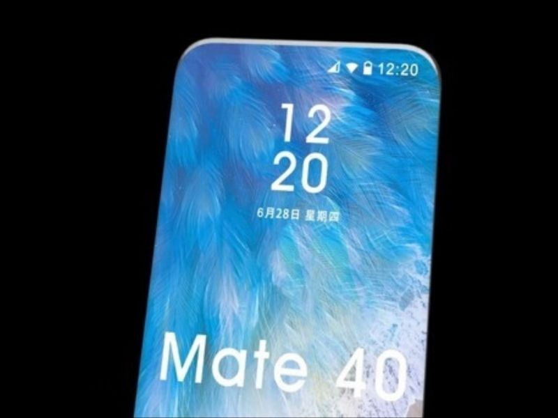 Huawei Mate 40 Render Leak Header