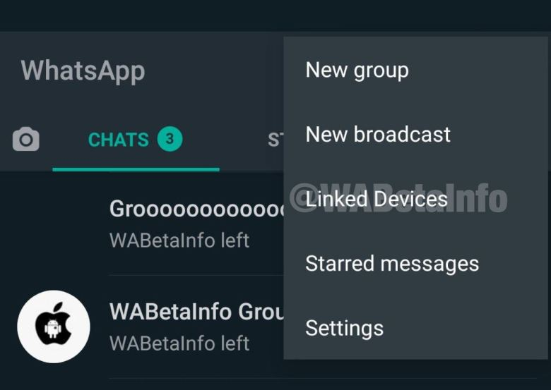 Linked Devices Whatsapp Leak 2
