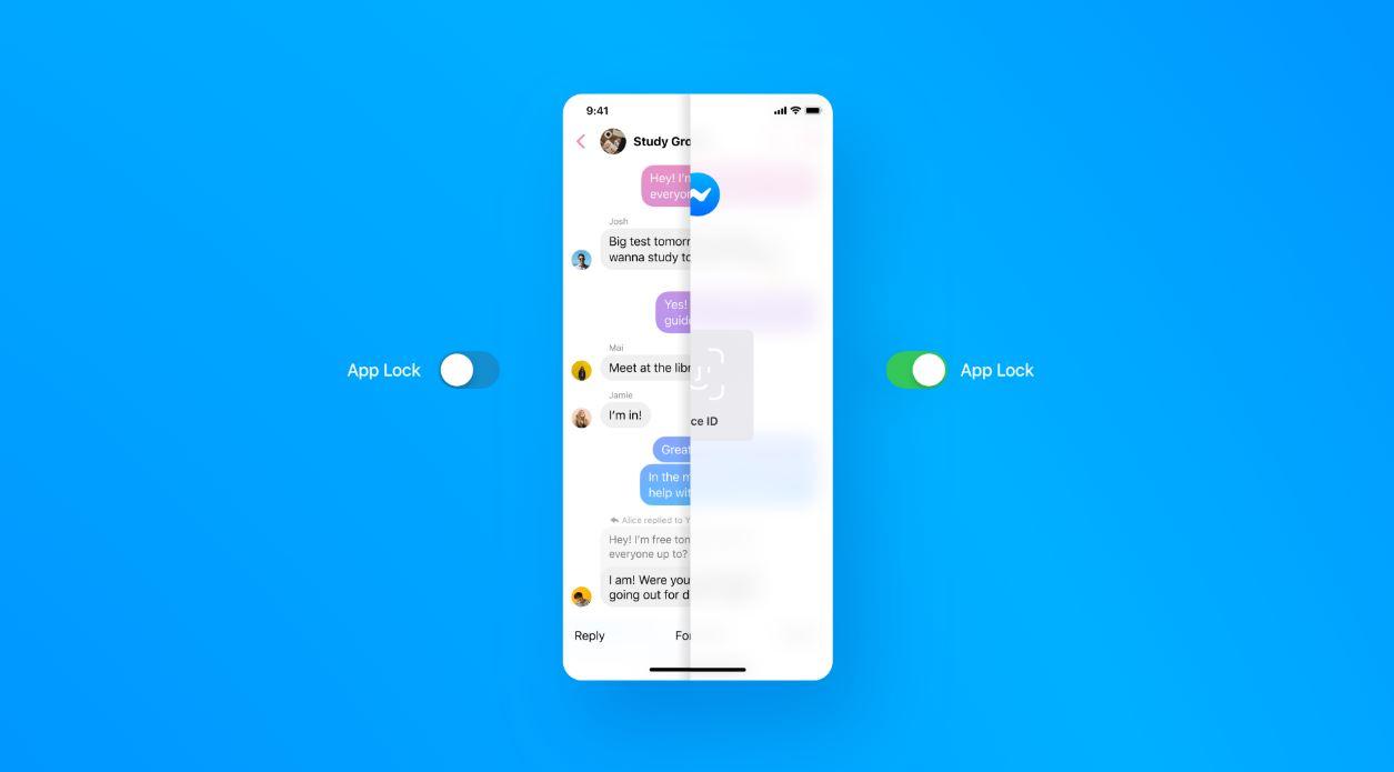 Wie bei WhatsApp: Messenger mit neuen Sicherheitsfunktionen