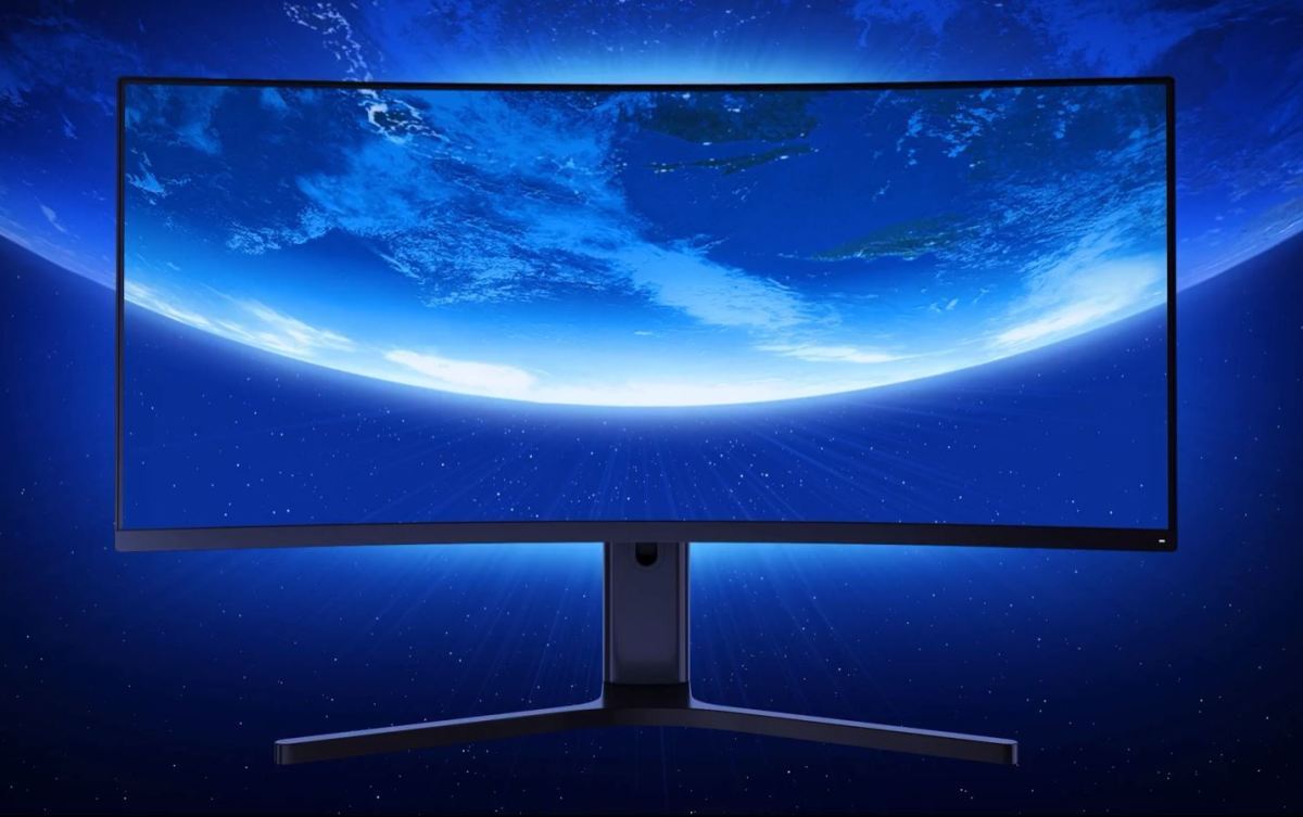 Xiaomi Curved 34 Zoll