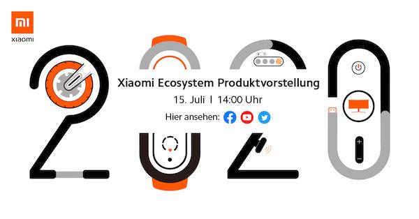 Xiaomi Event Juli 15