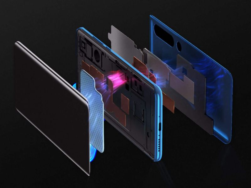 Xiaomi Mi 10 Kühlung