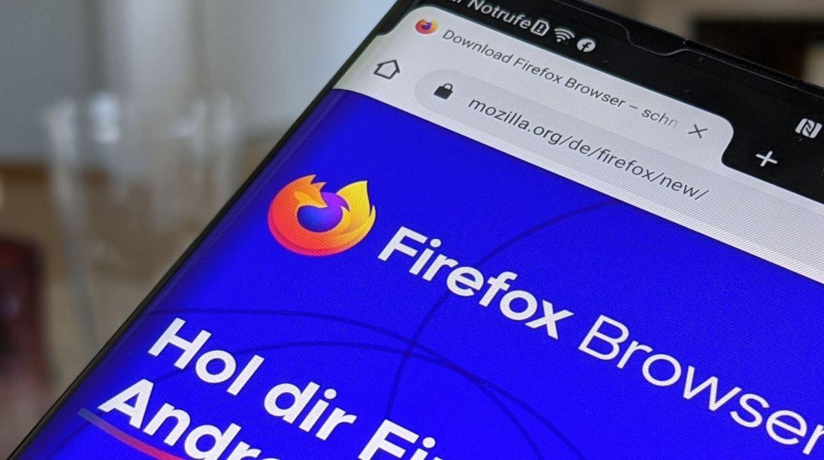 Firefox Head
