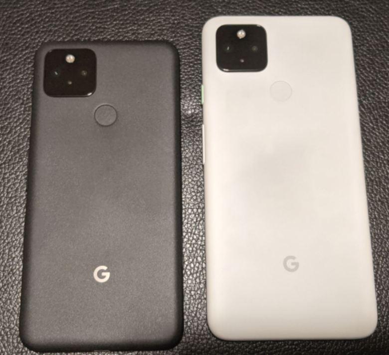 Google Pixel 4a 5g Und 5 Foto
