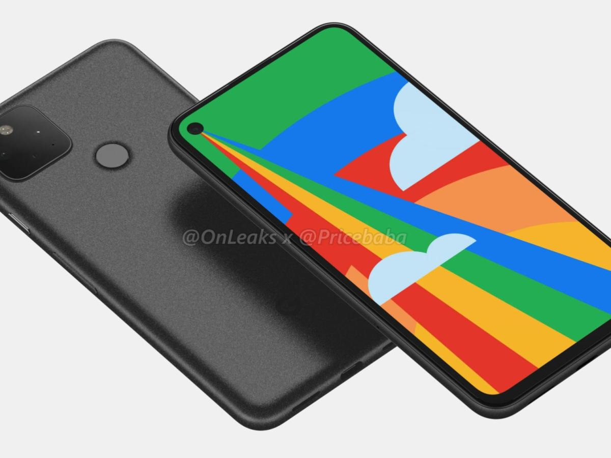 Google Pixel 5 Leak