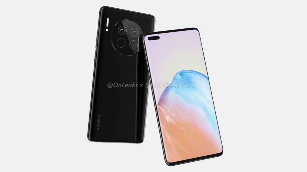Huawei Mate 40 Leak 2