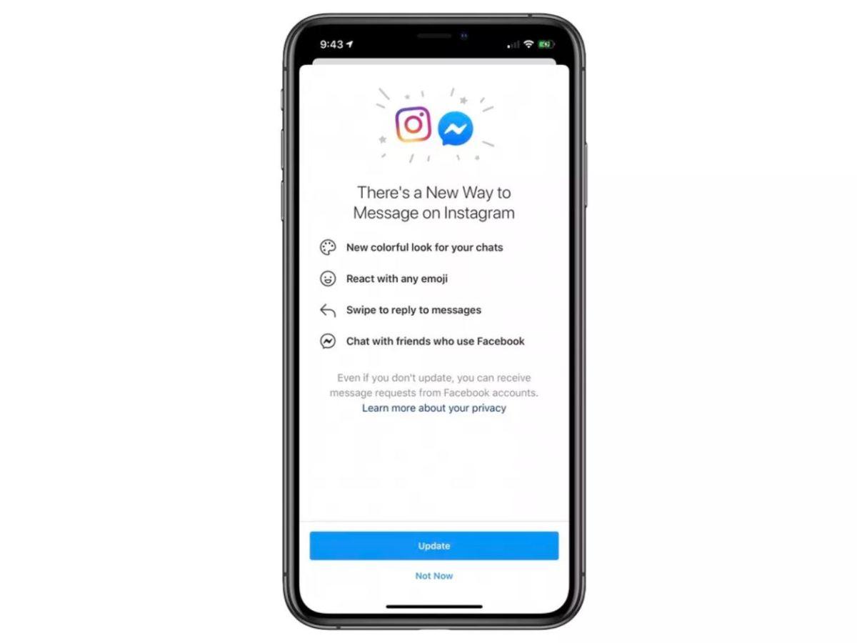 Instagram Facebook Verbindung