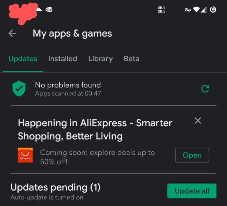 Play Store Meine Apps Und Meine Spiele Deals