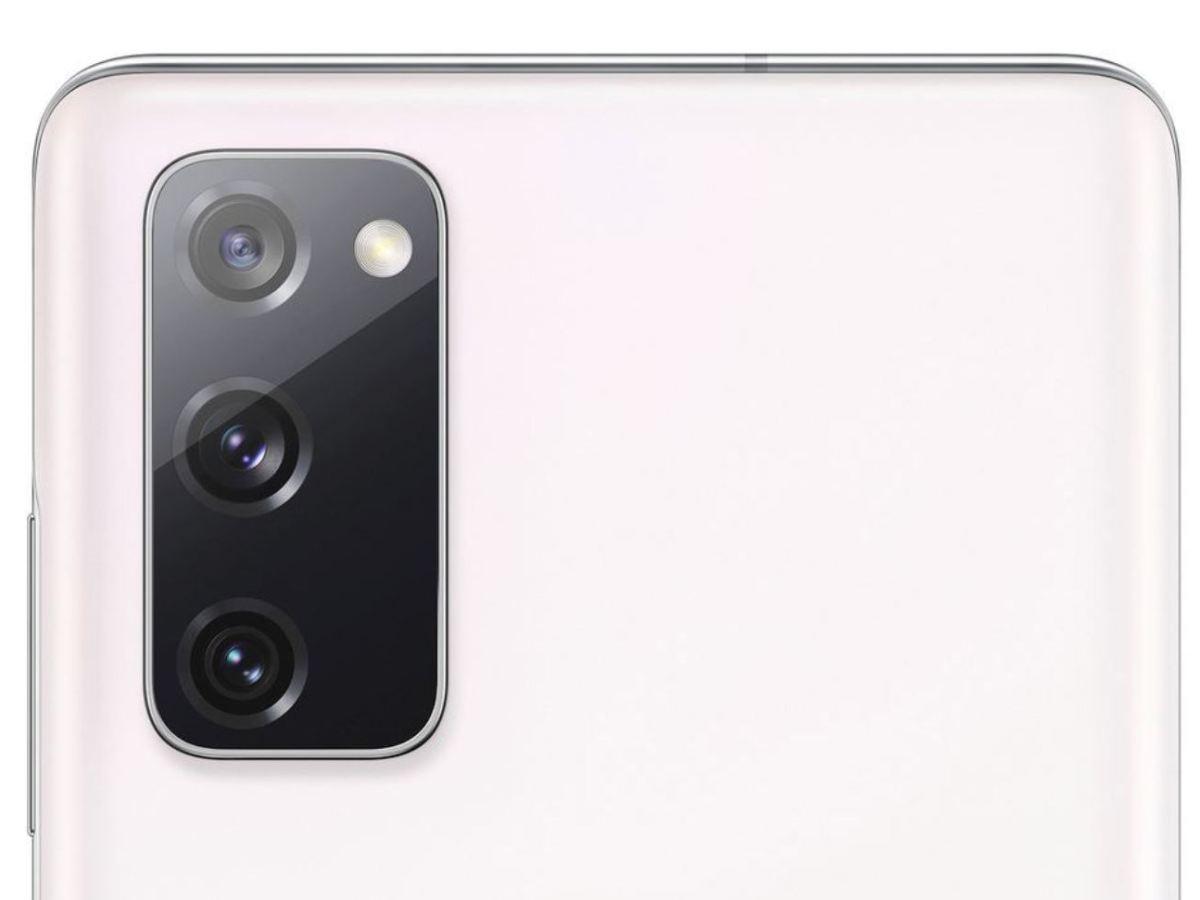 Samsung Galaxy S20 Fan Edition Kamera