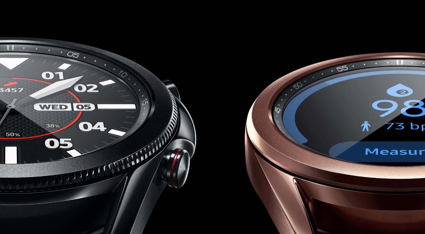 Endlich auch bei uns: Galaxy Watch 3 und Active 2 mit EKG-Funktion – Samsung rollt Update aus