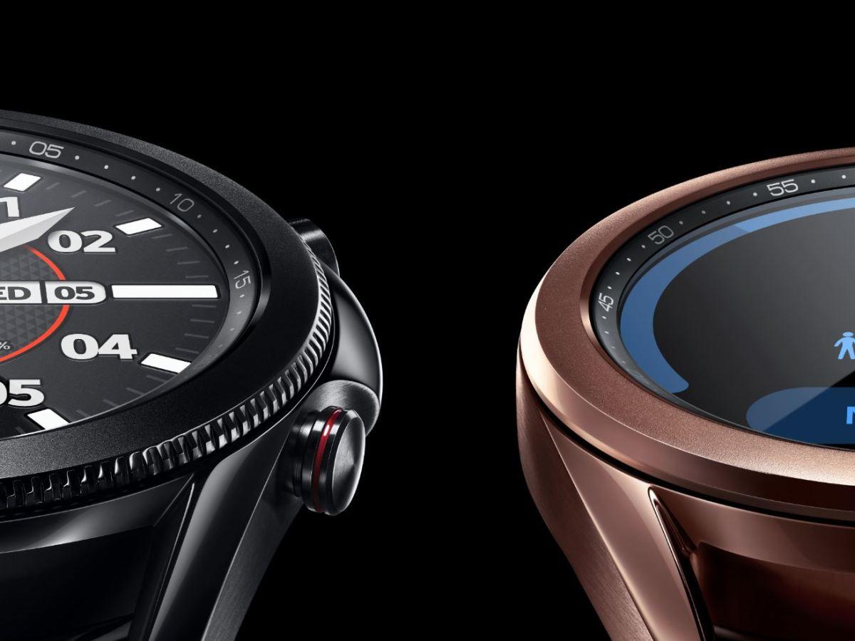 Samsung Galaxy Watch 3 Head
