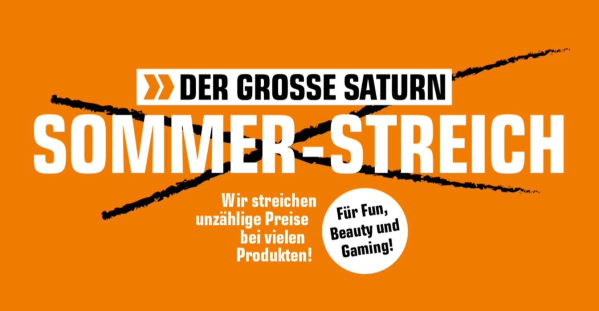 Sommer Streich Saturn