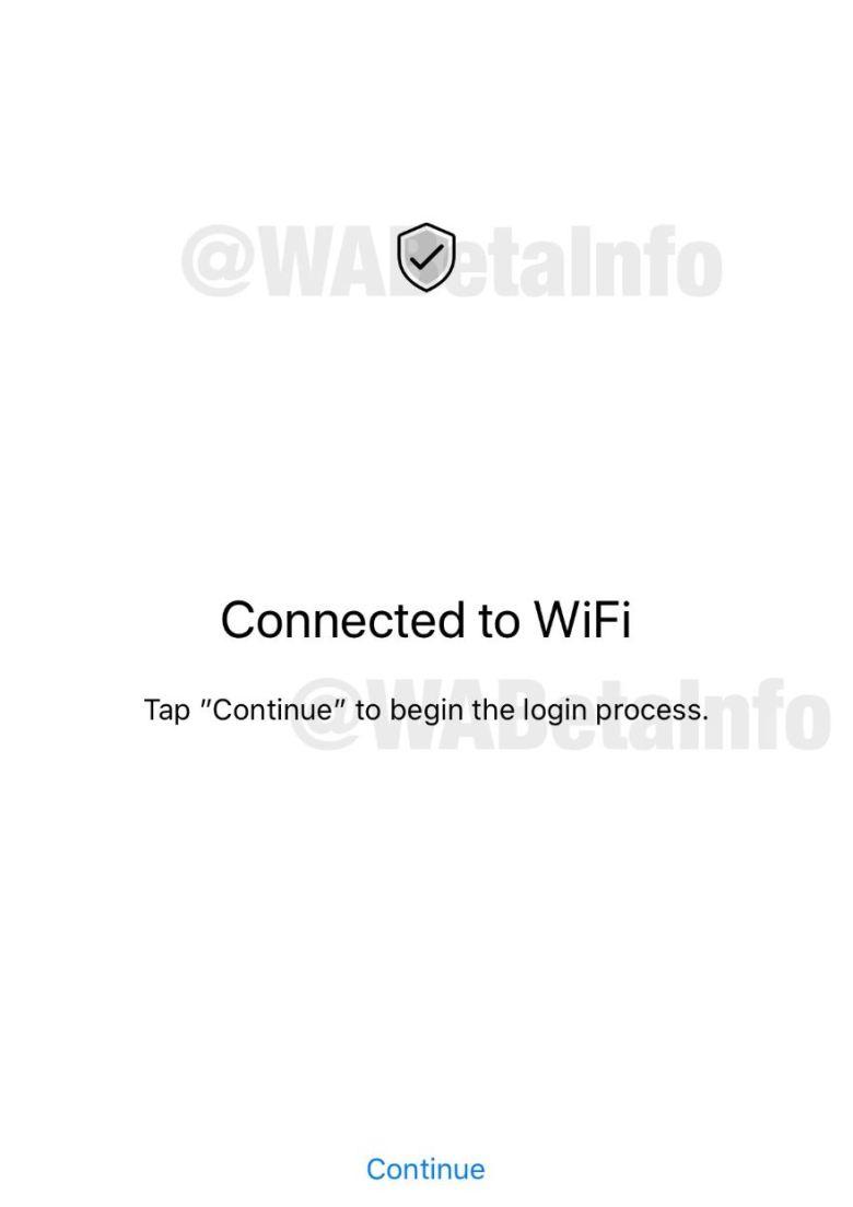 Whatsapp Multi Geräte Wlan