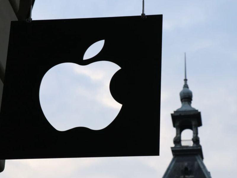 Apple Logo Head Unsplash