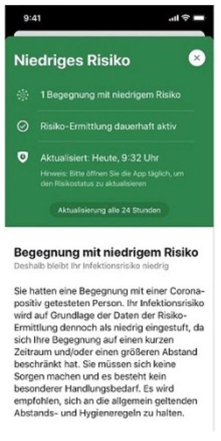 Corona Warn App 1.3