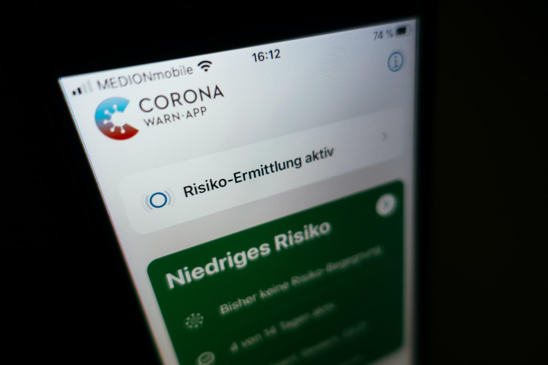 Wann fällt der Vorhang der Anonymität in der Corona-Warn-App?