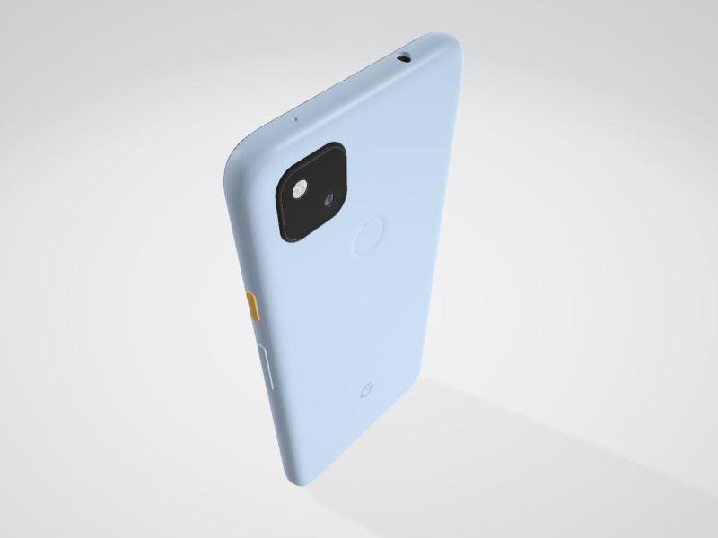 Google Pixel 4a Blau (1)