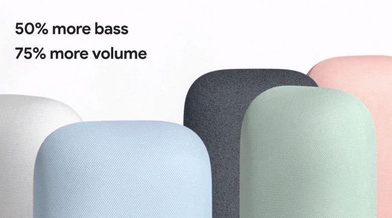 Nest Audio Mehr Bass