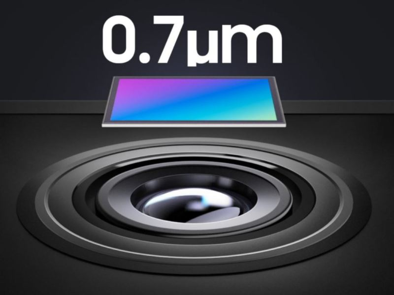Samsung Isocell 0,7 Um