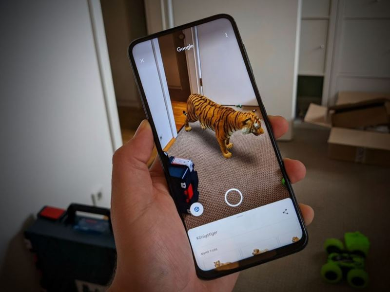 Arcore Tiger Redmi Note 9s