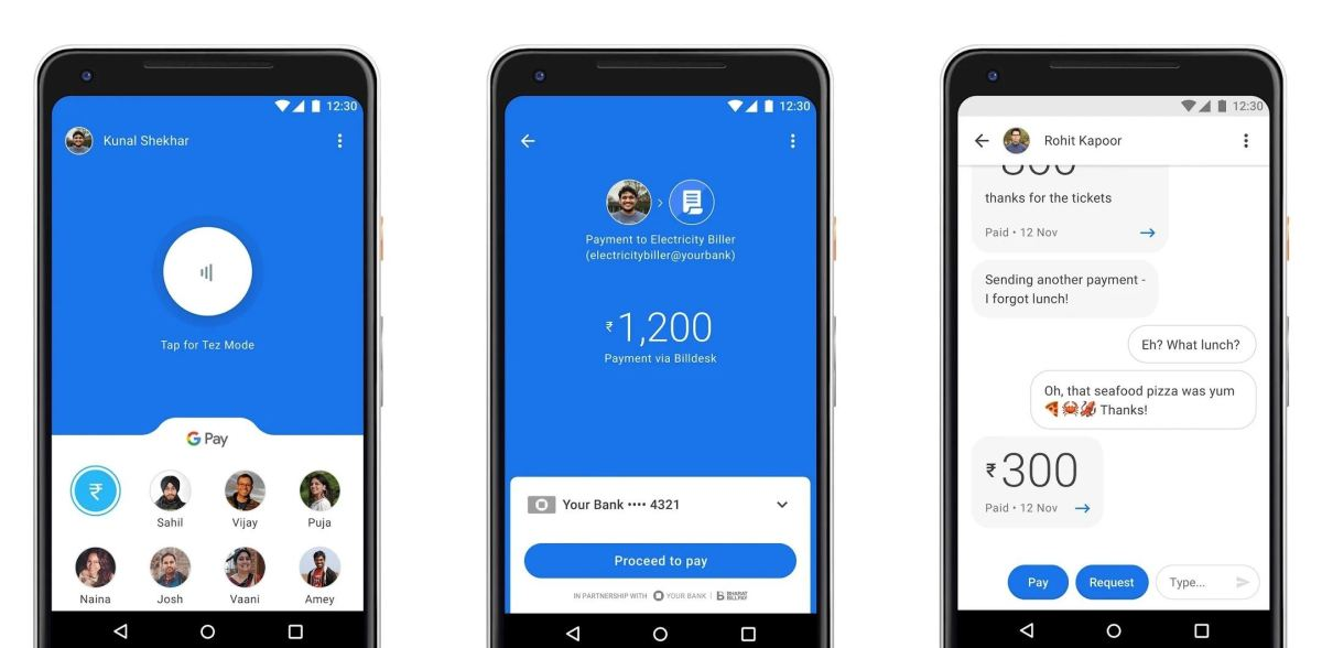 Google Pay Flutter