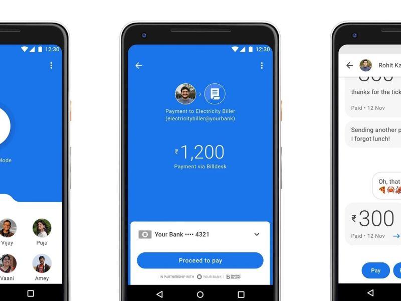Google Pay Flutter