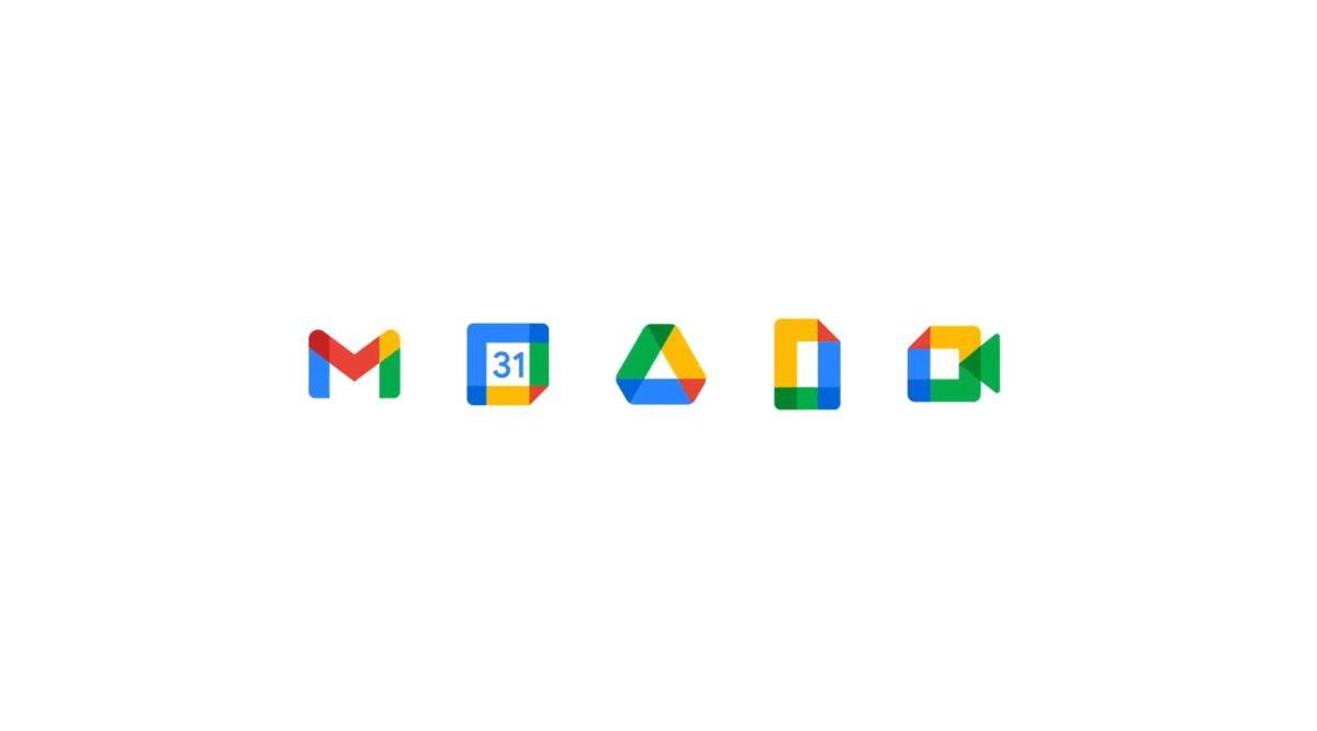 Google Workspace Logos