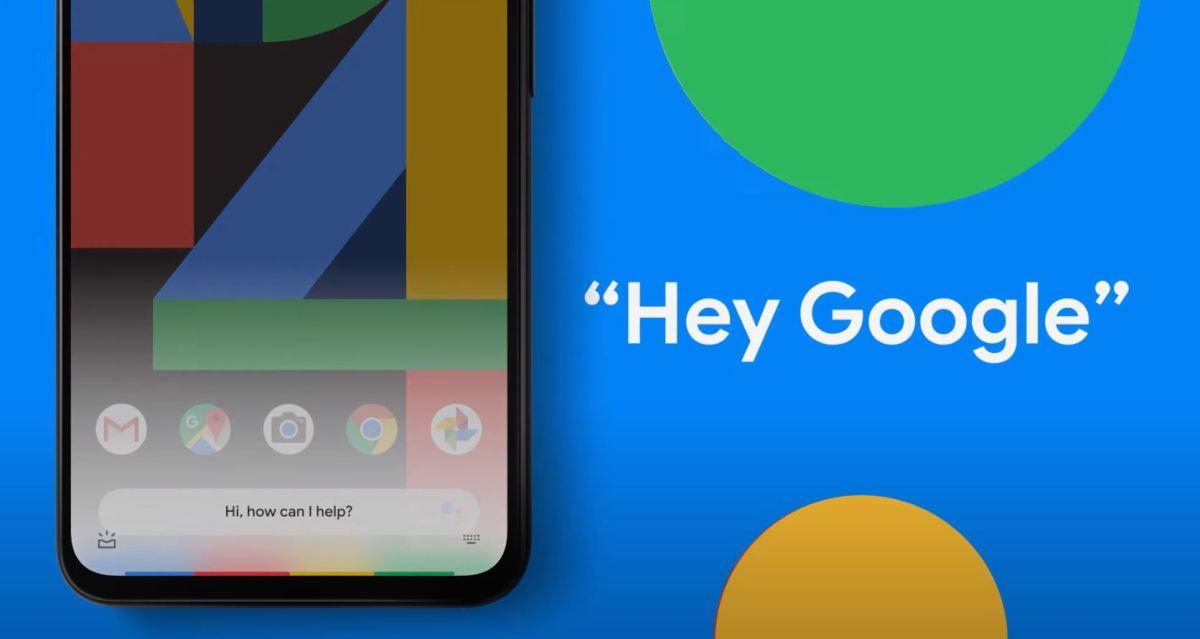 Hey Google (Assistant) App Head