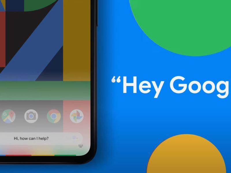 Hey Google App
