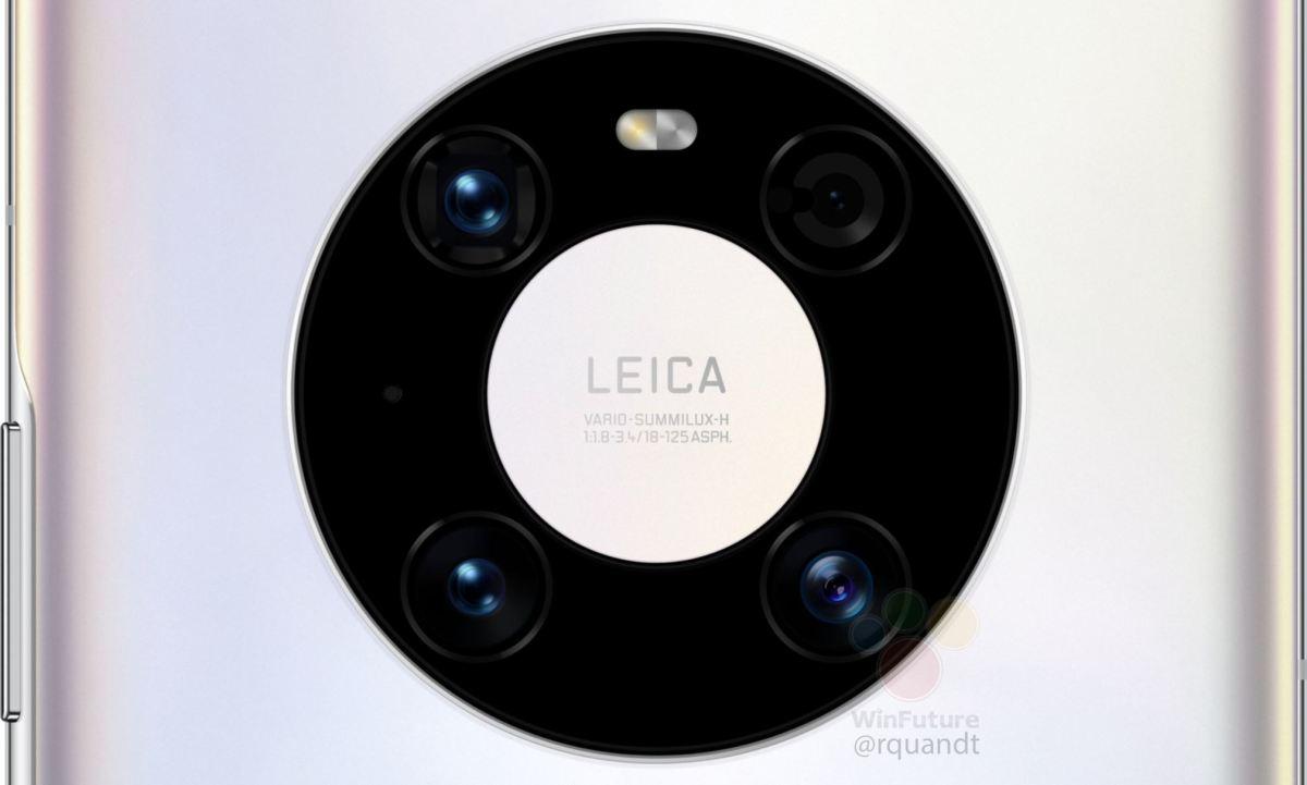 Huawei Mate 40 Pro Leak (1)