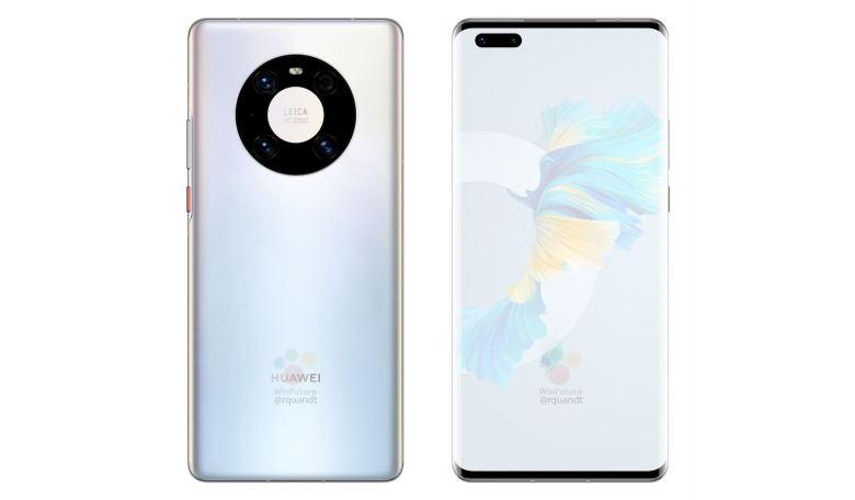 Huawei Mate 40 Pro Leak (2)
