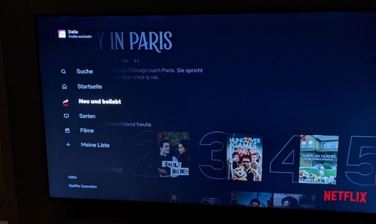 Neu Und Beliebt Netflix