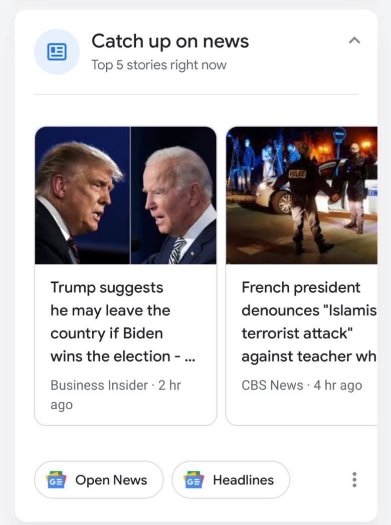 News In Discover