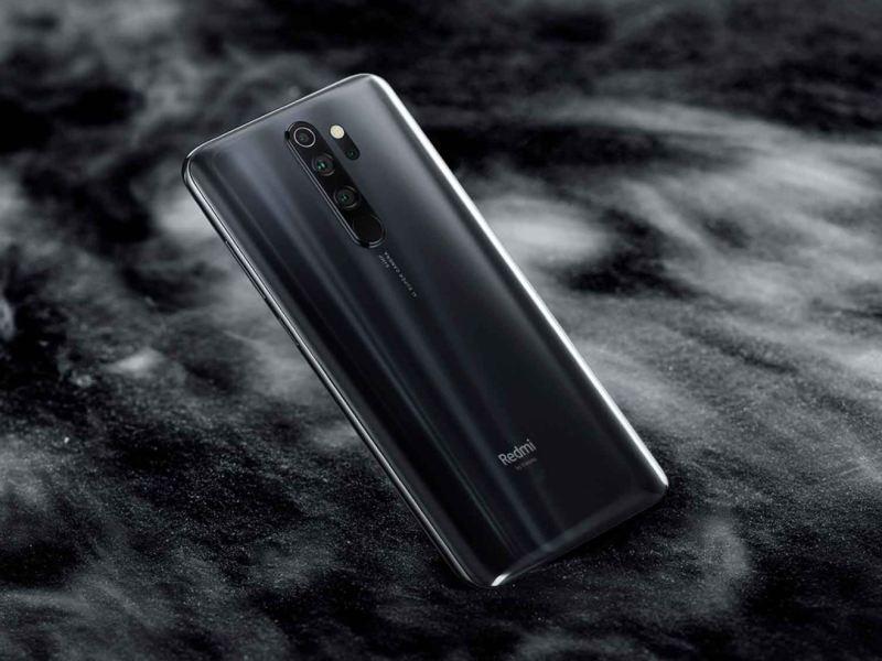 Redmi Note 8 Pro Grau