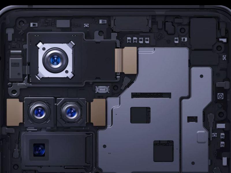 Vivo X51 Kamera