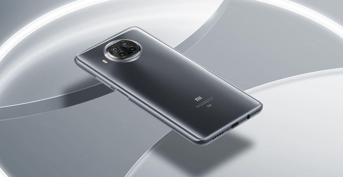 Xiaomi Mi 10t Lite Grau