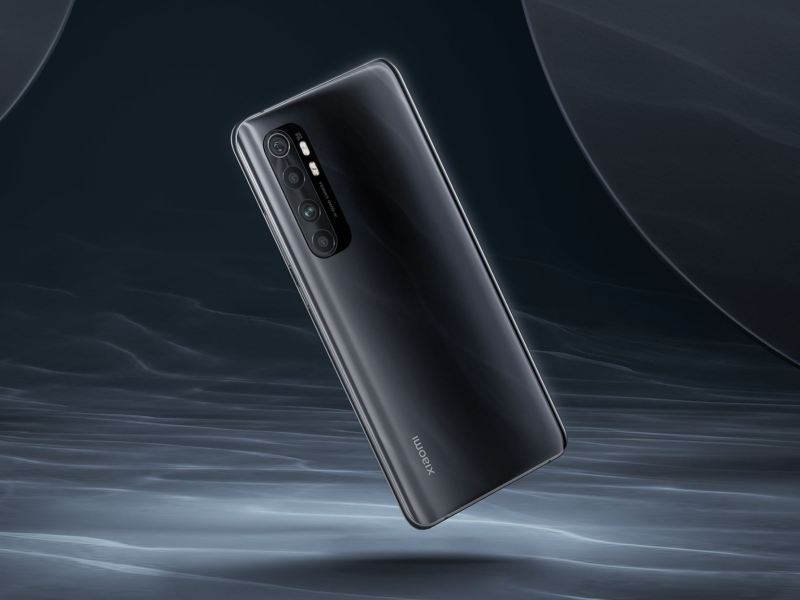 Xiaomi Mi Note 10 Lite Schwarz