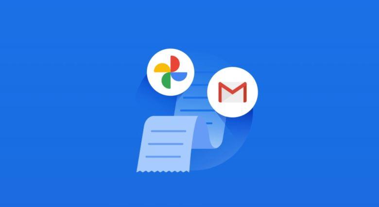 Google Pay Gmail Fotos