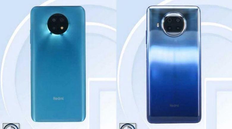 Redmi Note 9 5g Tenaa