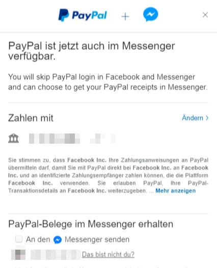 Paypal Lässt Mich Nicht Bezahlen