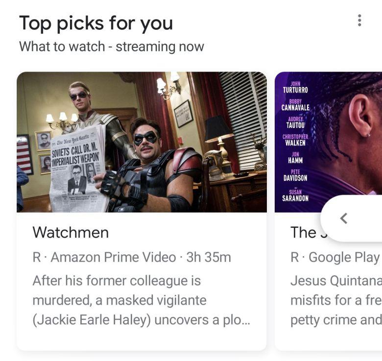 Google Discover Filme Und Serien