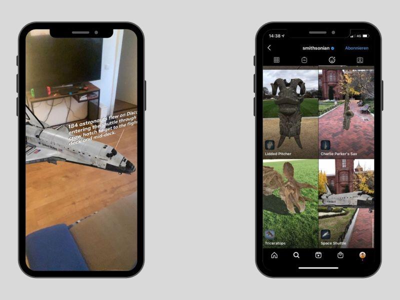Instagram Museum Ar Filter