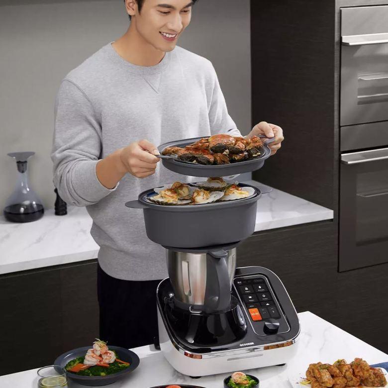 Ocooker Cooking Robot 2