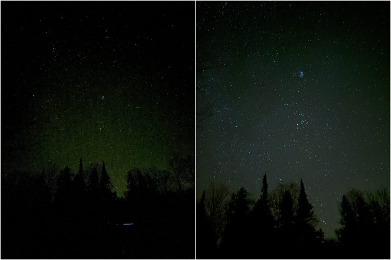 Pixel 5 Ultraweit Astro