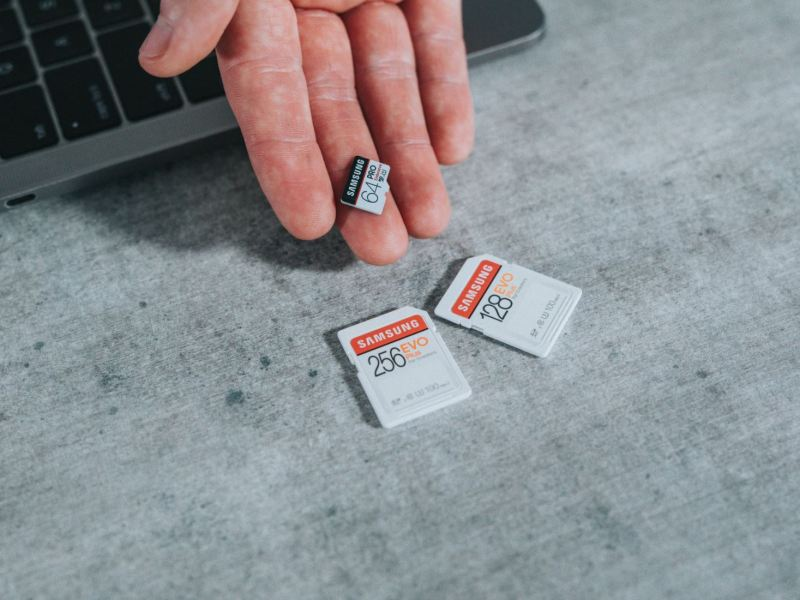 Speicherkarten Microsd Head Samsung