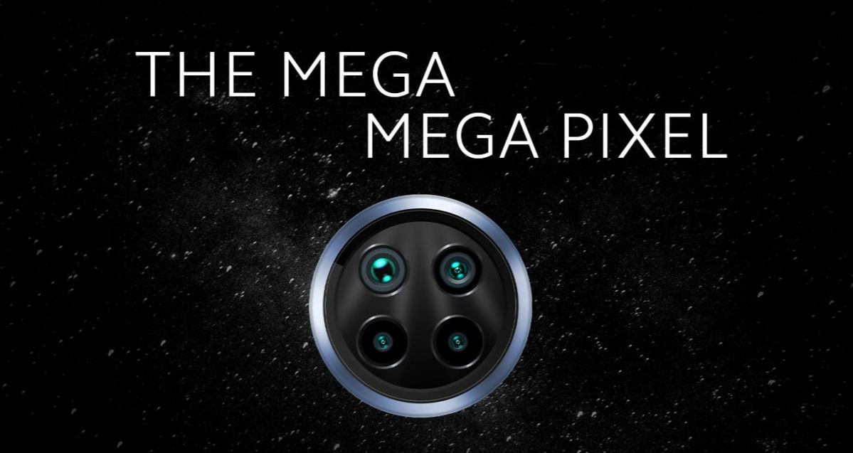 The Mega Mega Pixel Xiaomi Mi 10i Teaser
