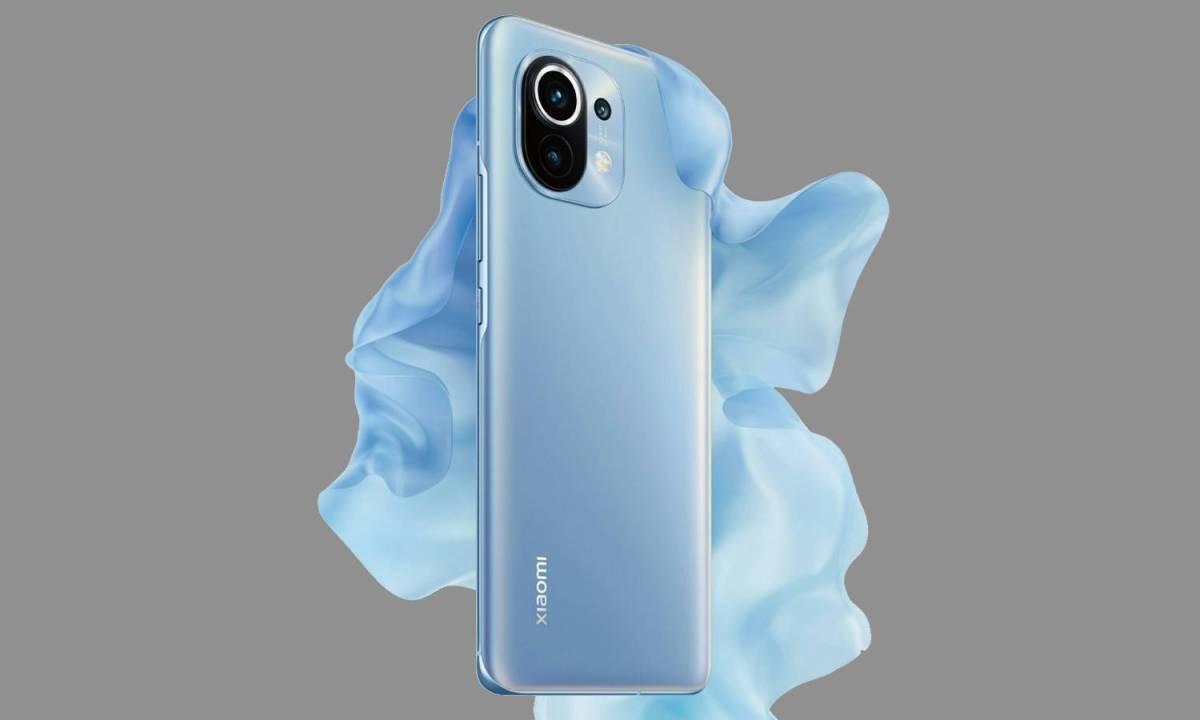 Xiaomi Mi 11 Blau