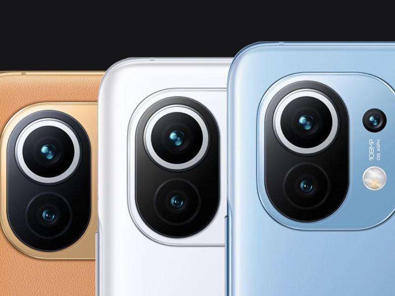Xiaomi Mi 11 Kamera 2 Rückseite